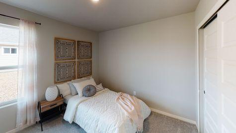 Bristol 503 - Bedroom 3 - Example - View 2