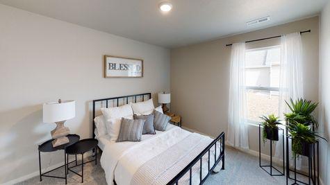 Bristol 503 - Bedroom 2 - Example - View 1