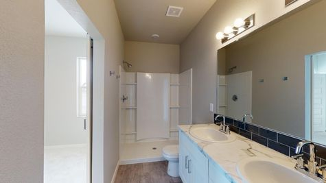 Holly 602 - Master Bathroom - Example - View 1