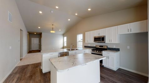 Holly 602 - Kitchen - Example - View 2