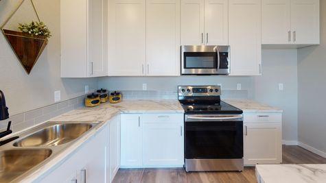 811 Westcliff - Kitchen - View 3  - Example