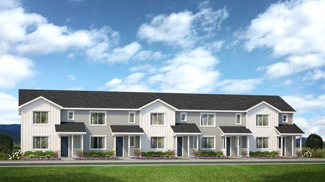 Silvercliff 812 - Farmhouse Elevation - Example