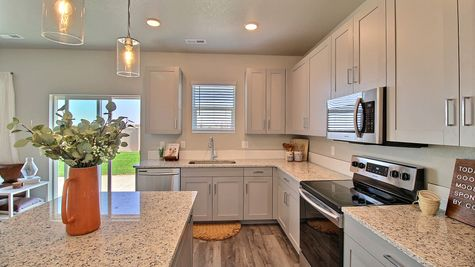 Weston 505A - Kitchen - Example 2