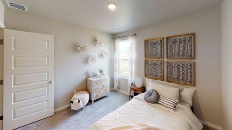 Bristol 503 - Bedroom 3 - Example - View 1