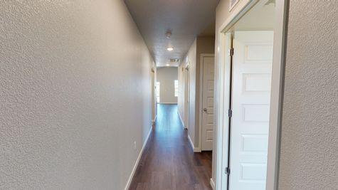 2921 Shady Oaks Dr. - Del Norte 501 - Entry Hallway