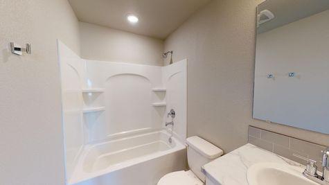 811 Westcliff - Main Bathroom - View 2 - Example