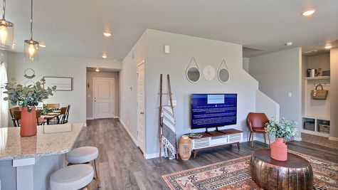 Weston 505A - Great Room- Example 2