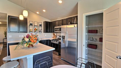 Del Norte 501 - Kitchen Pantry View- Example