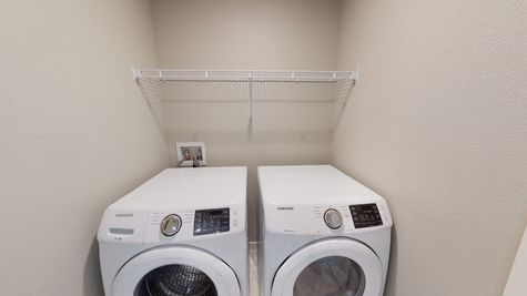 Silvercliff 812 - Laundry Room