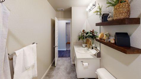 Bristol 503 - Guest Bathroom - Example