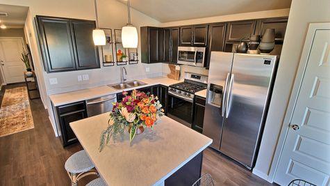 Del Norte 501 - Kitchen View 1 - Example