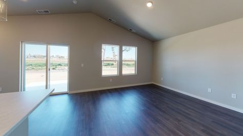 2921 Shady Oaks Dr. - Del Norte 501 - Great Room View 1