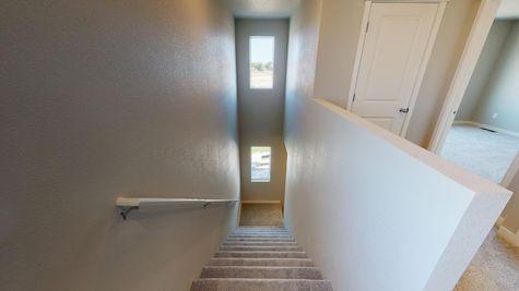 811 Westcliff - Stairway - View 1 - Example