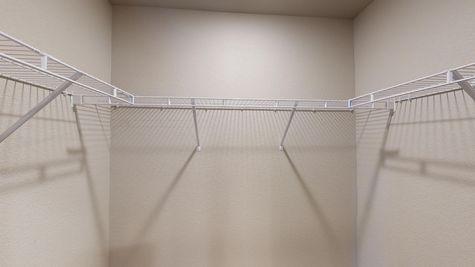 Lindon 504 - Master Walk-in Closet - Example