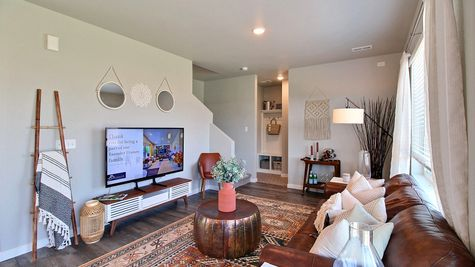 Weston 505A - Great Room- Example