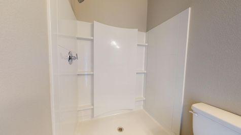 Holly 602 - Master Bathroom - Shower Insert Detail