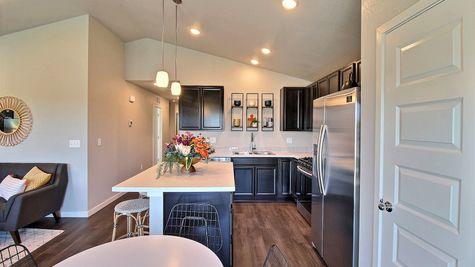 Del Norte 501 - Kitchen View 2 - Example
