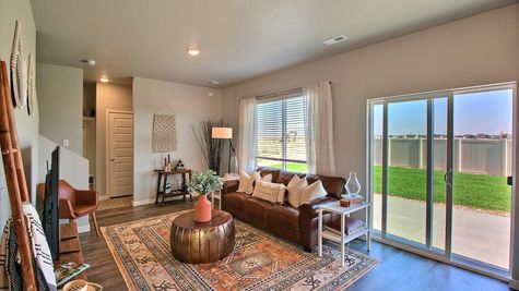 Weston 505A - Great Room- Example 4
