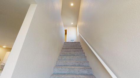 811 Westcliff - Stairway - View 2 - Example