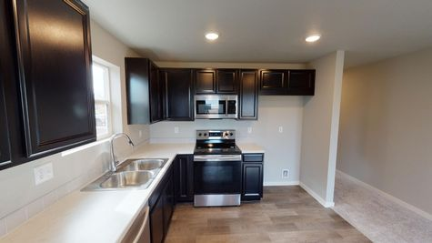 Springfield 500 - Kitchen View 3 - Example