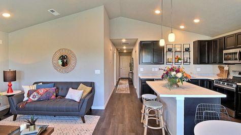 Del Norte 501 - Kitchen & Great Room View 1 - Example