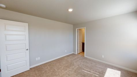 Lindon 504 - Master Bedroom - Example