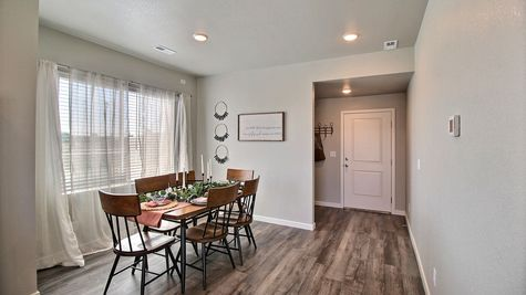 Weston 505A - Kitchen & Dining - Example 3