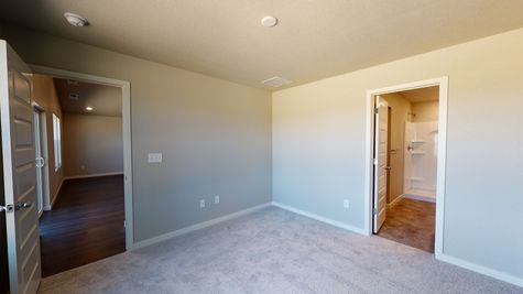 2925 Shady Oaks Dr. - Del Norte 501 - Master Bedroom View 1