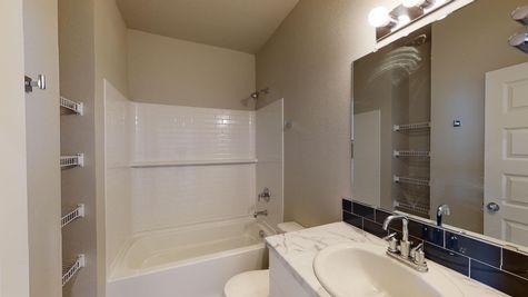 Holly 602 - Main Bathroom - Example - View 2