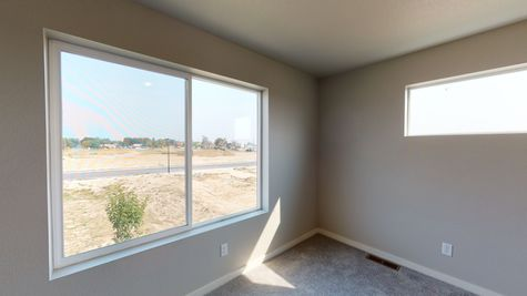 Silvercliff 812 - Master Bedroom - View 2