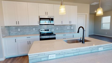 Welby 605 Kitchen - EXAMPLE
