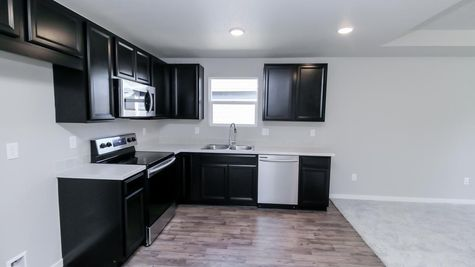 Springfield 500 - Kitchen View 1 - Example