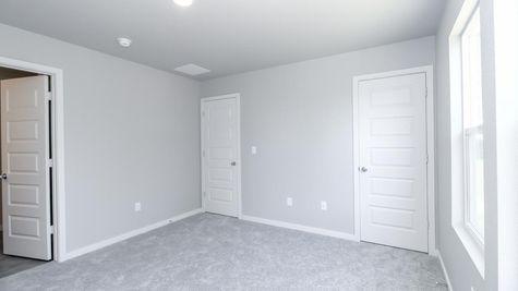Springfield 500 - Master Bedroom View 2 - Example