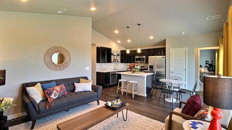 Del Norte 501 - Great Room View 2 - Example