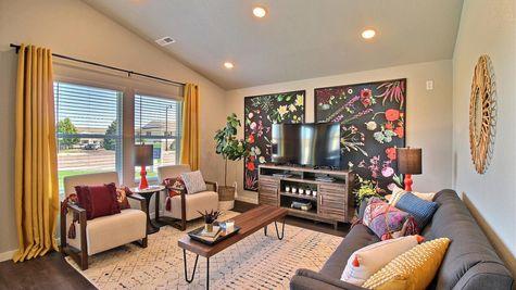 Del Norte 501 - Great Room View 1 - Example
