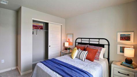 Del Norte 501 - Bedroom 2 View 2 - Example