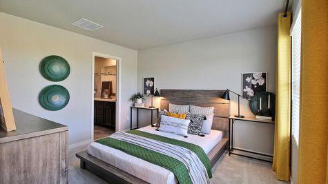 Del Norte 501 - Master Bedroom View 1 - Example