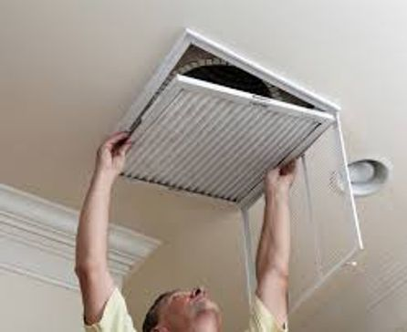 Belclaire Maintenance Reminder: Replace your A/C filter