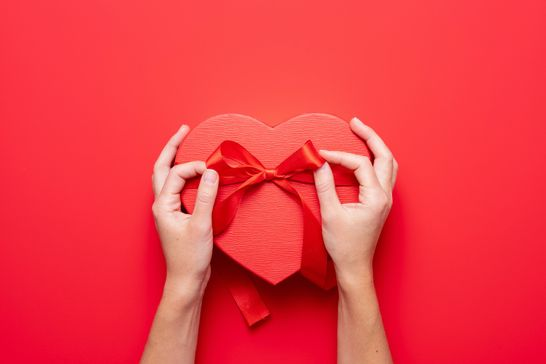 Love your Belclaire home by trying out some fun Valentine's Day crafts