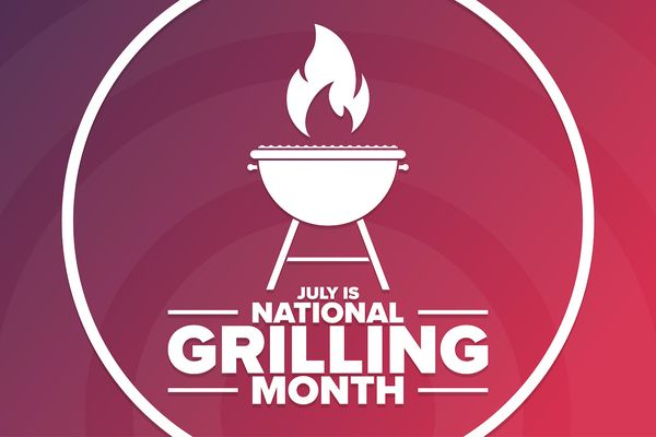 Four great recipes for National Grilling Month