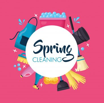 Some spring cleaning tips to keep your Belclaire home in tip-top shape