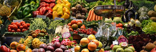 Top 10 reasons to eat more fruits and vegetables during National Fruits and Vegetable Month