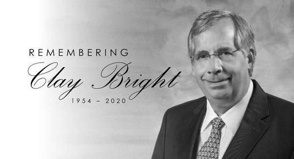 Remembering Clay Bright