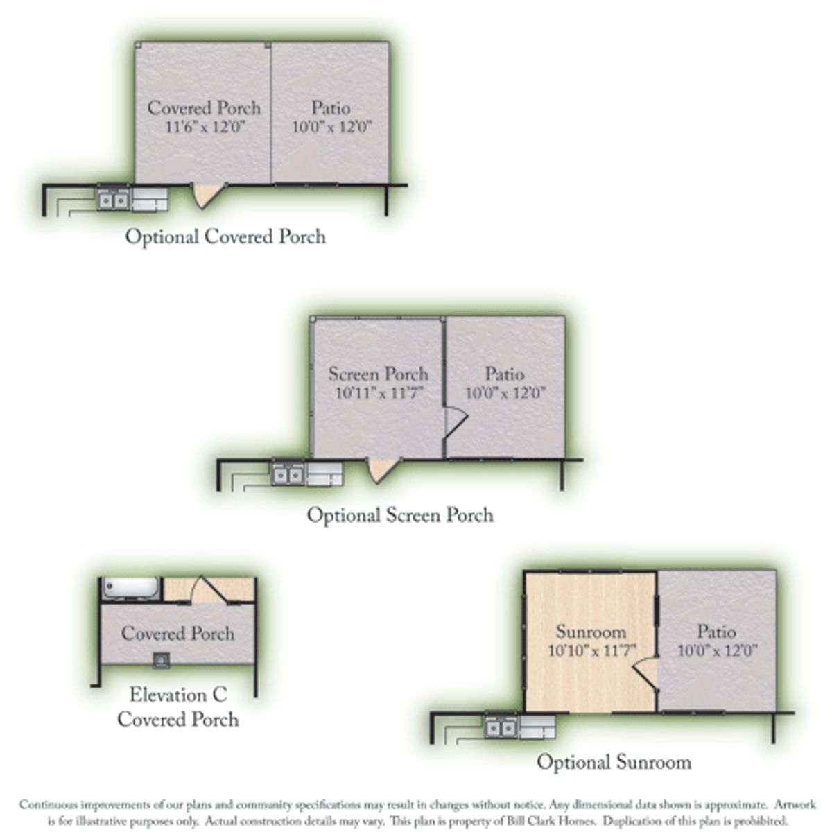 The Sumner at Croatan Crossing Options