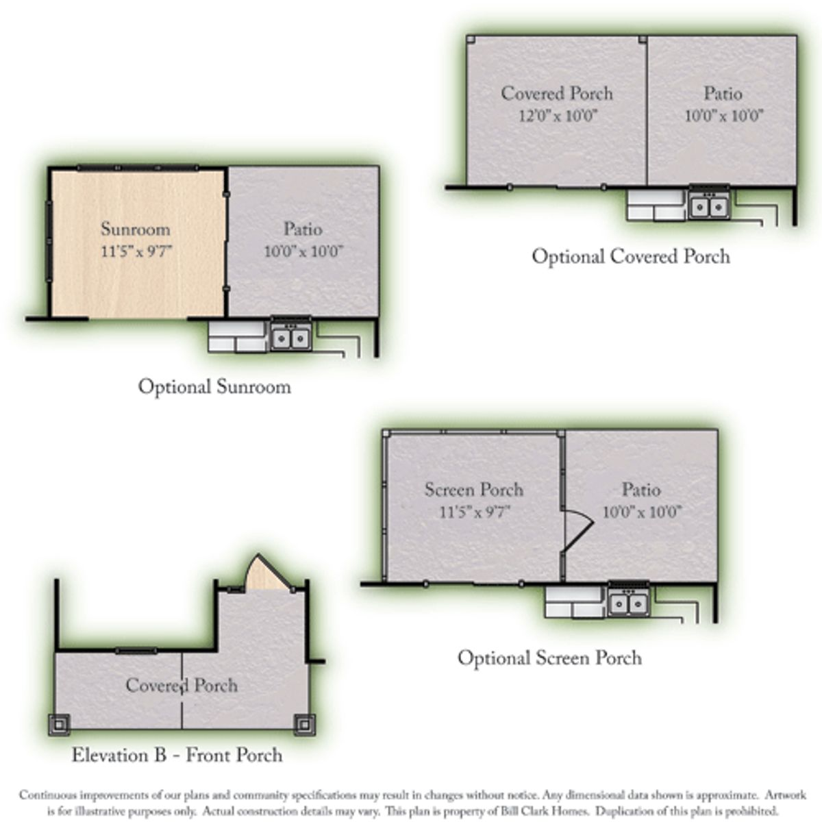 The Turner Options at Arbor Hills South II