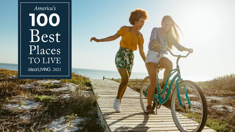 The Sanctuary Named One of Ideal Living's Top 100 Best Places to Live!