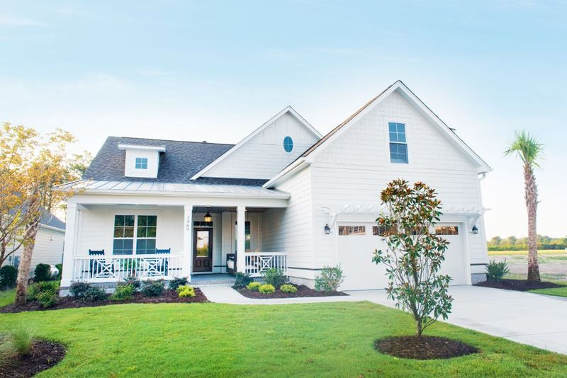 Home Personalization Process: Exterior Design Selections