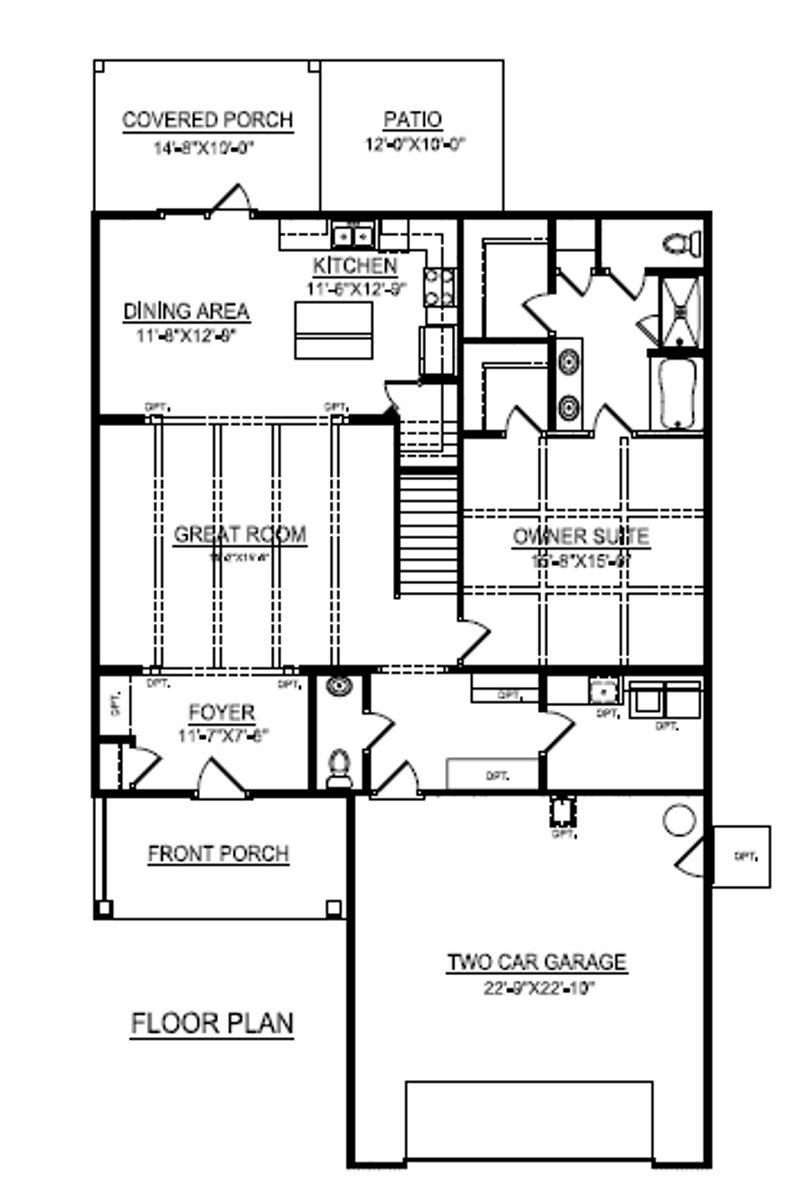 Willowbrook - First Floor *