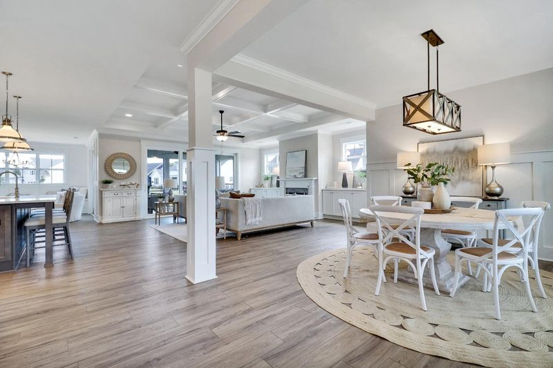 Home Personalization Process: Flooring Choices