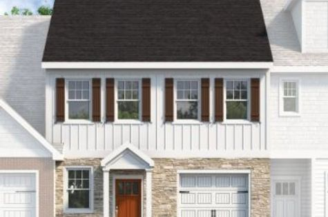The Hickory Townhome